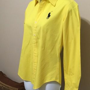 Ralph Lauren SPort...Long sleeve button down.